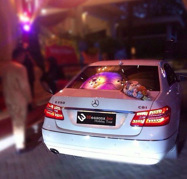 3 seasons wedding car rental jasa persewaan pernikahan