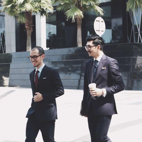 a e tailors pakaian formal pria pernikahan