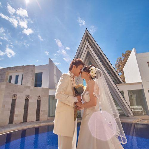 amanda chapel event organizer pernikahan