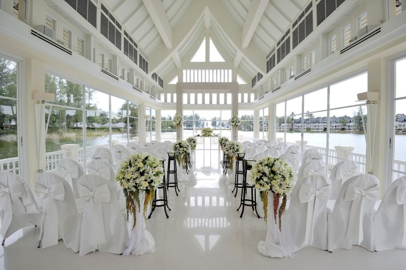 5 Tempat Wedding Chapel Romantis di Indonesia