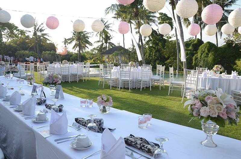 Pilih catering pernikahan yang enak