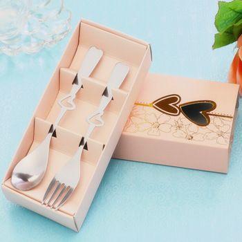 Souvenir pernikahan sendok garpu