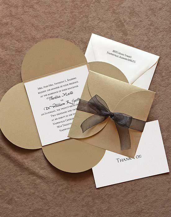 Undangan pernikahan terbaru lipat