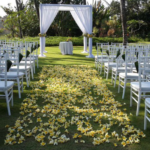 bali wedding florence bunga pernikahan