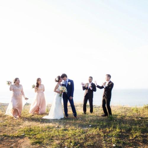 bracha uluwatu bulan madu pernikahan