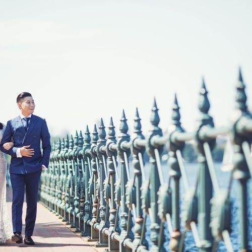 brillington brothers pakaian formal pria pernikahan