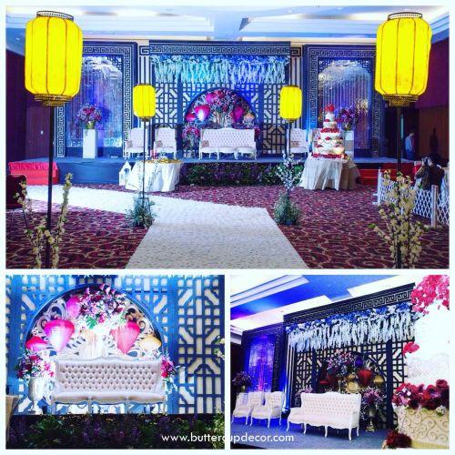 buttercup decoration dekorasi & lighting pernikahan