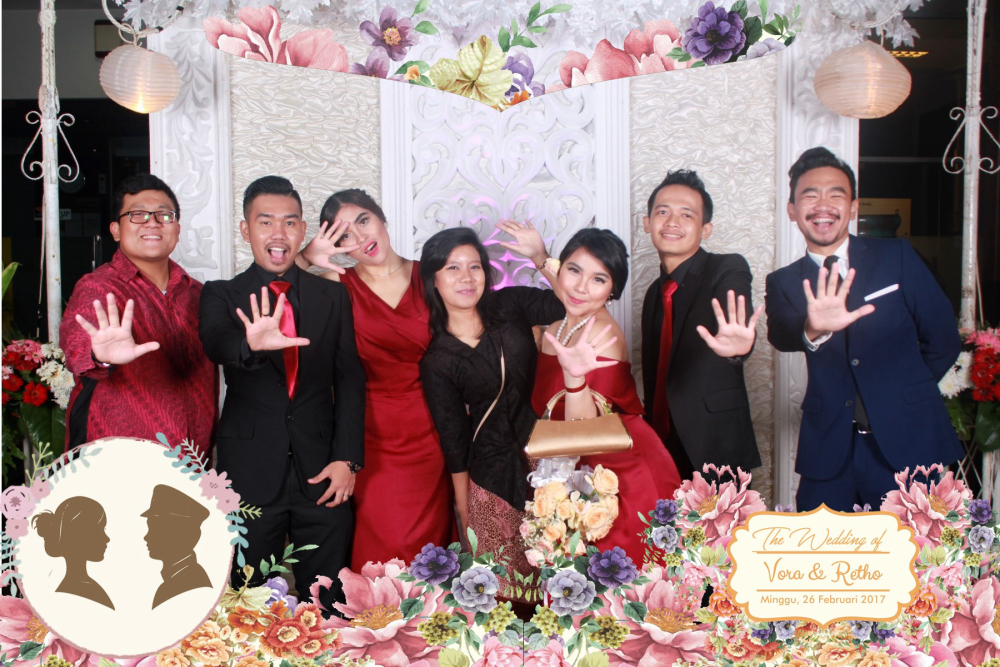 cheerz photobooth photo booth pernikahan