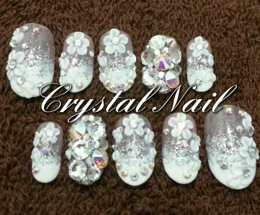 crystal nail kesehatan kecantikan pernikahan