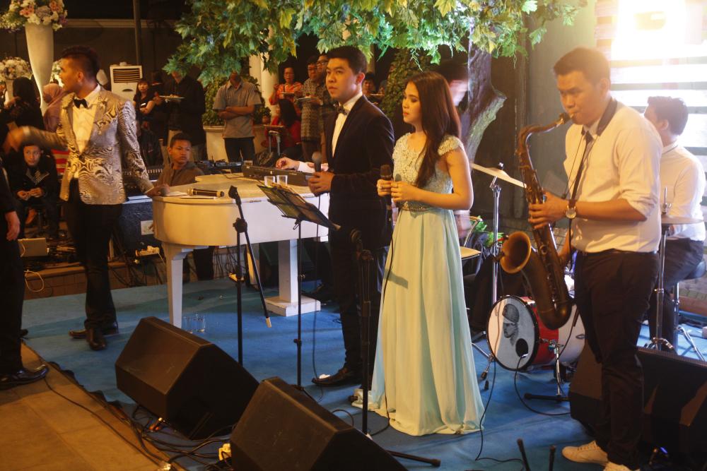 electropro rental sound system lighting hiburan musik pernikahan