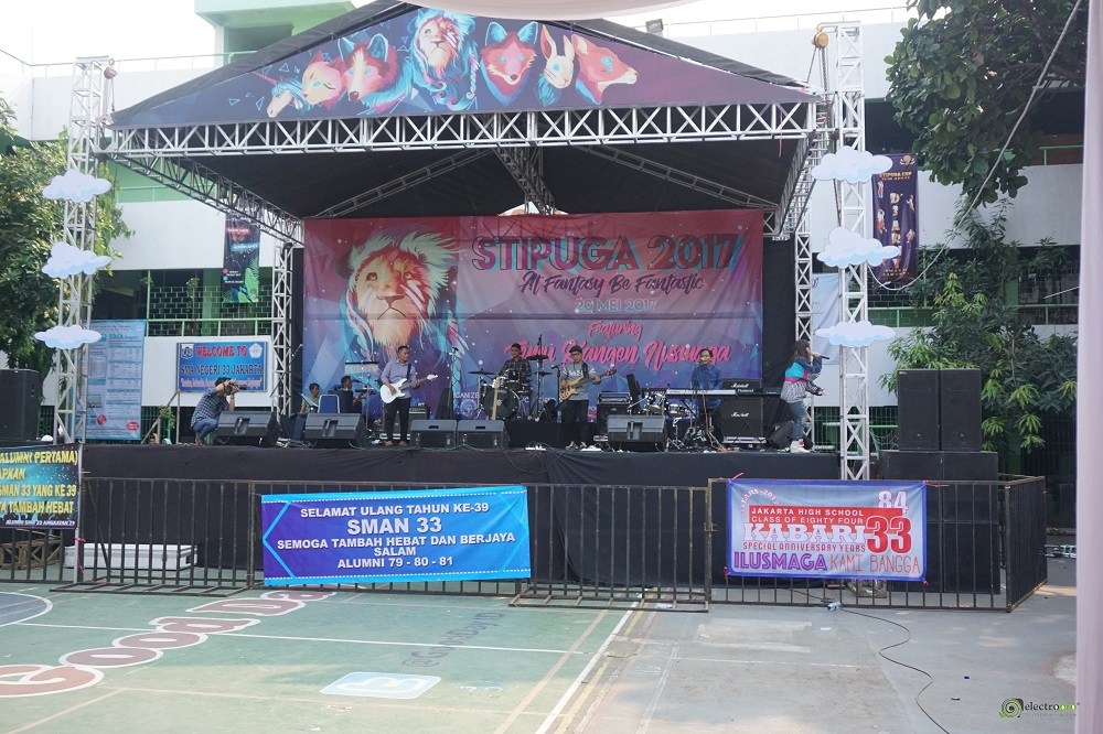 electropro rental sound system lighting hiburan musik pernikahan