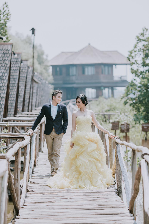 eva bun group bridal pernikahan