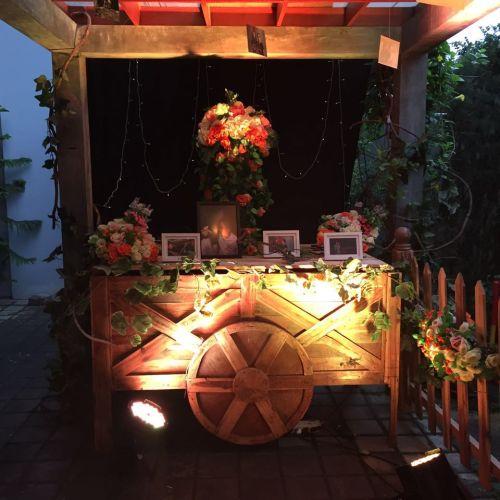 evlin decoration dekorasi & lighting pernikahan