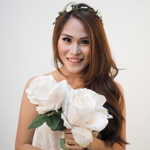 evlynmakeupartist rias rambut makeup pernikahan