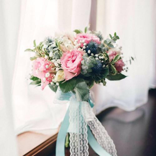 flora cordis bunga pernikahan