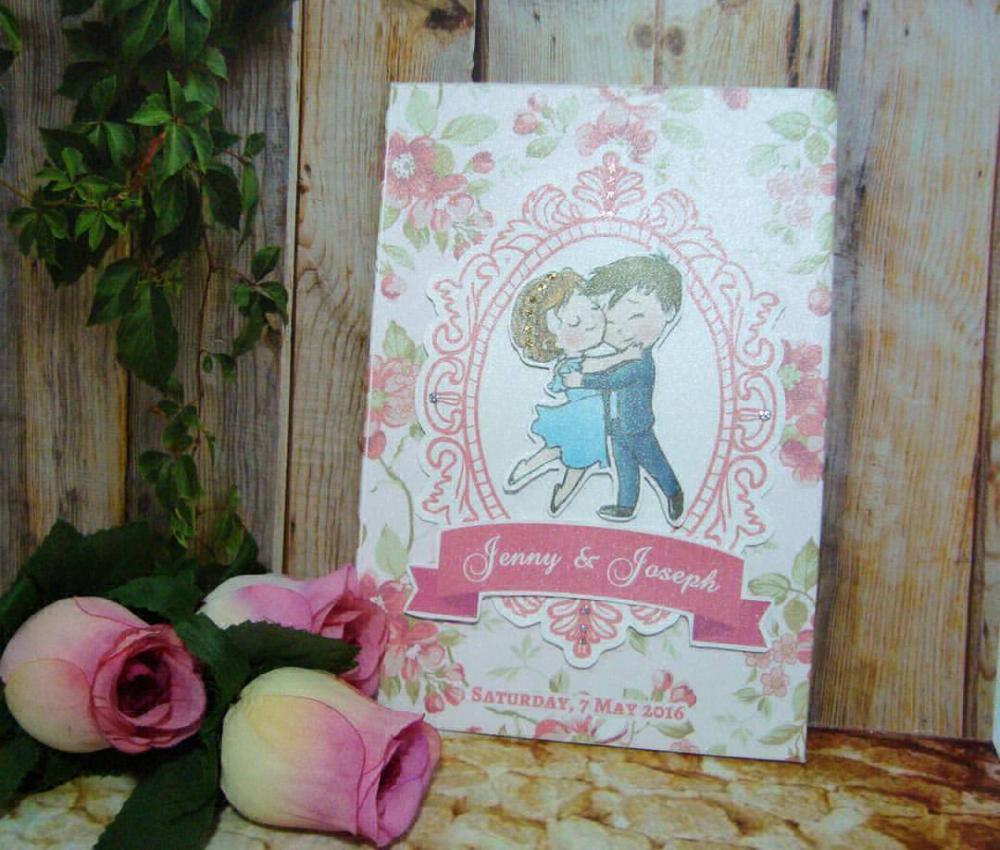florence undangan pernikahan