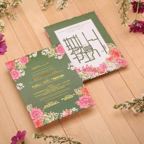 hiraloka undangan pernikahan