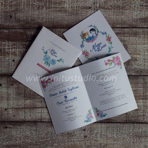initu studio undangan pernikahan