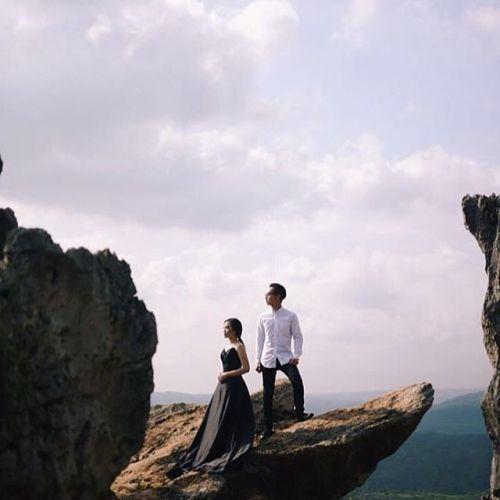 jessica ang gaun busana pernikahan