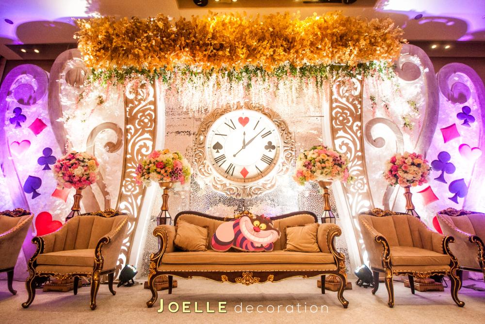 joelle decoration dekorasi lighting pernikahan