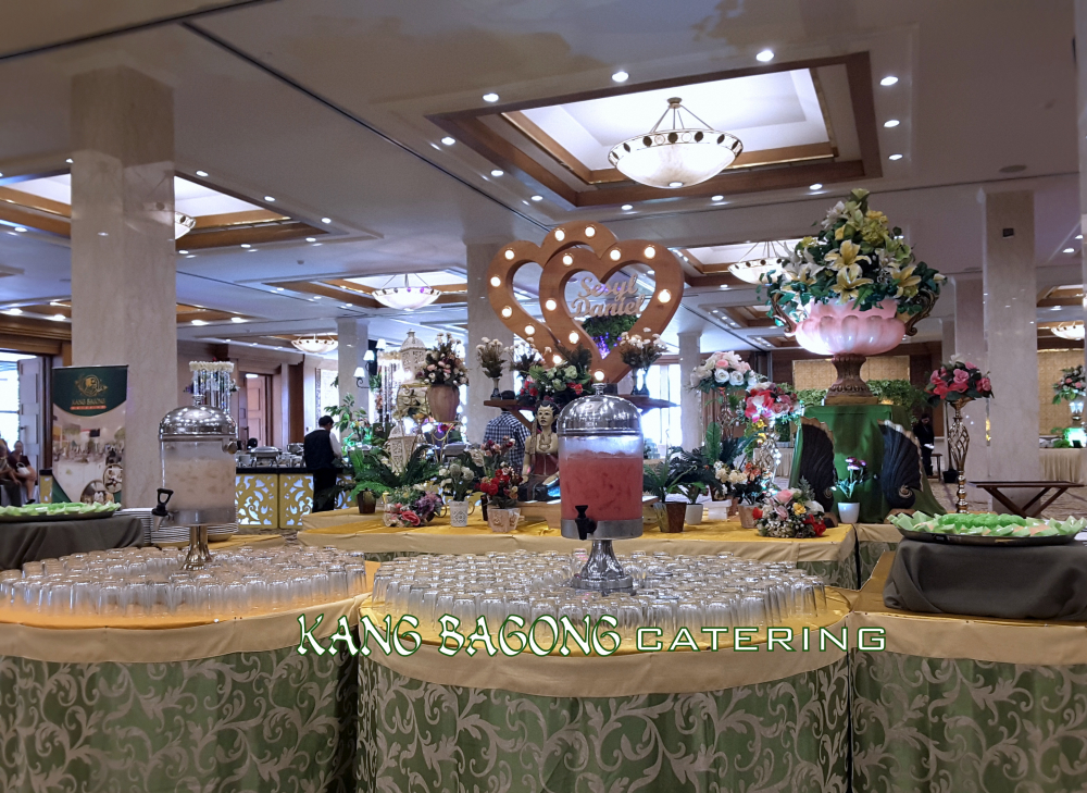 kang bagong catering katering pernikahan