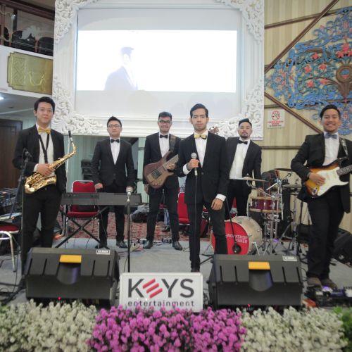 keys entertainment hiburan musik pernikahan