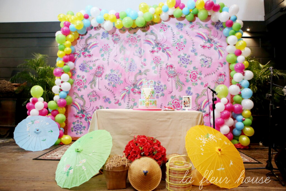 la fleur house bunga pernikahan