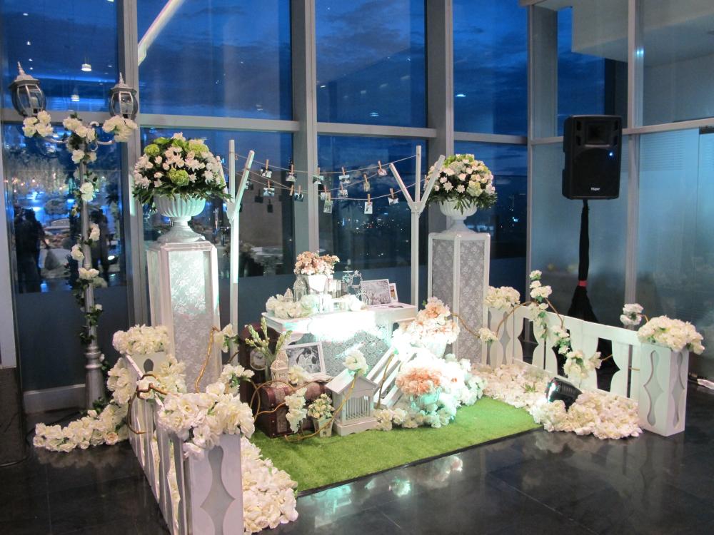 la seine function hall gedung pernikahan