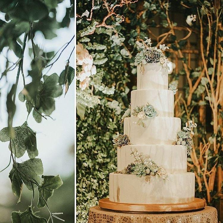 lenovelle cake kue pernikahan