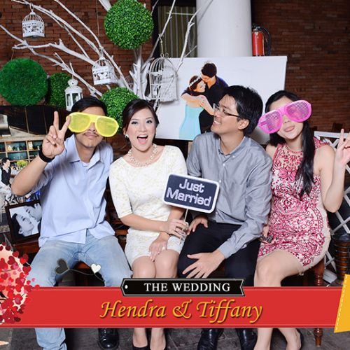 loop photobooth photo booth pernikahan