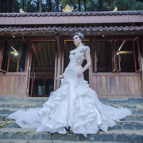 mayaratih couture gaun busana pernikahan