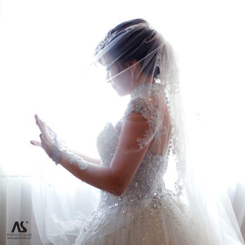 melaty tengker bridal pernikahan