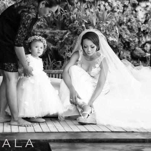 melisa sigit gaun & busana pernikahan