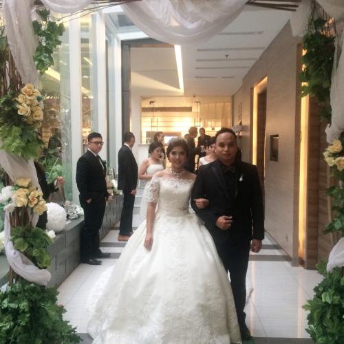 mercure jakarta sabang gedung pernikahan