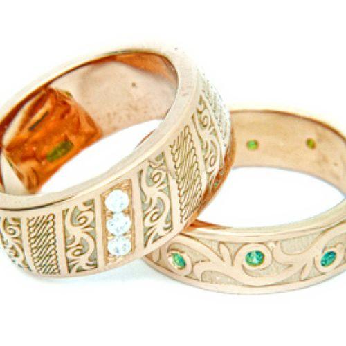 mulialaser cincin perhiasan pernikahan