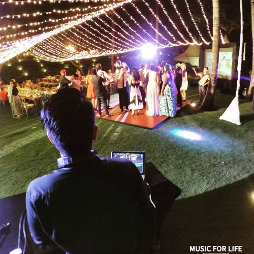 music for life bali wedding dj hiburan dj pernikahan