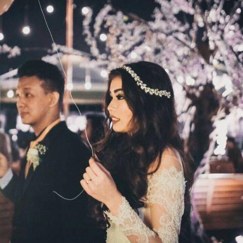 namareta aksesoris pernikahan