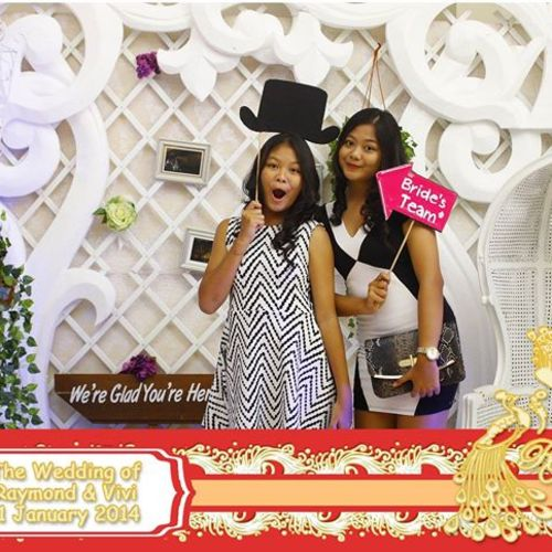 new picturesque express photo corner photobooth photo booth pernikahan