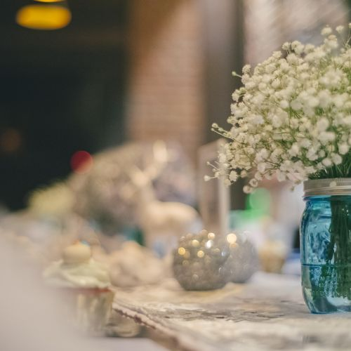 o de fleur bunga pernikahan