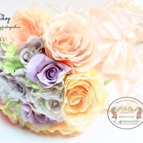 pfc shop bunga pernikahan