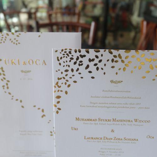 raffi asyraf undangan pernikahan