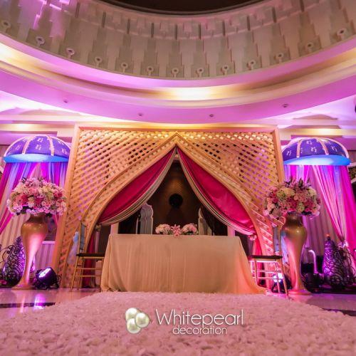 rumah maroko gedung pernikahan
