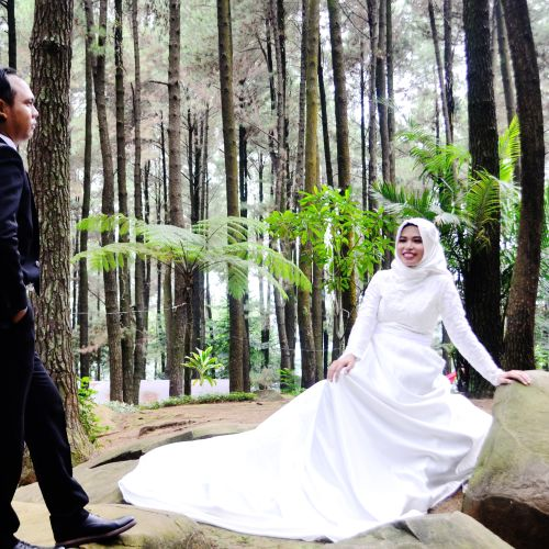 sarivanaisa wedding bridal pernikahan
