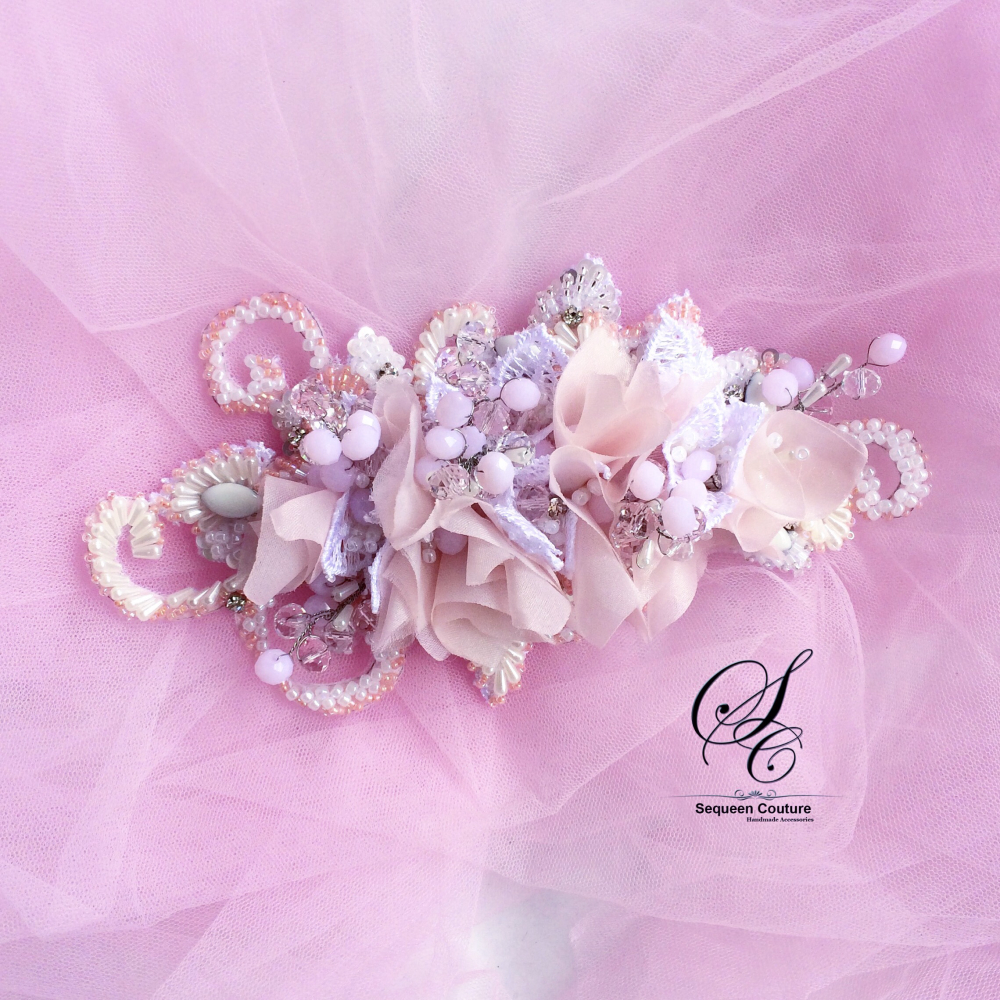 sequeen couture aksesoris pernikahan