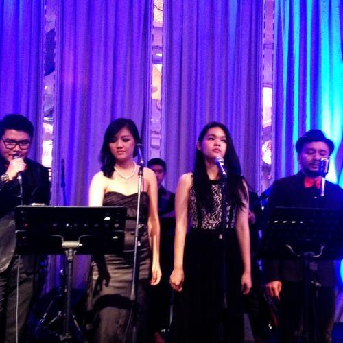smurfette entertaintment music hiburan musik pernikahan