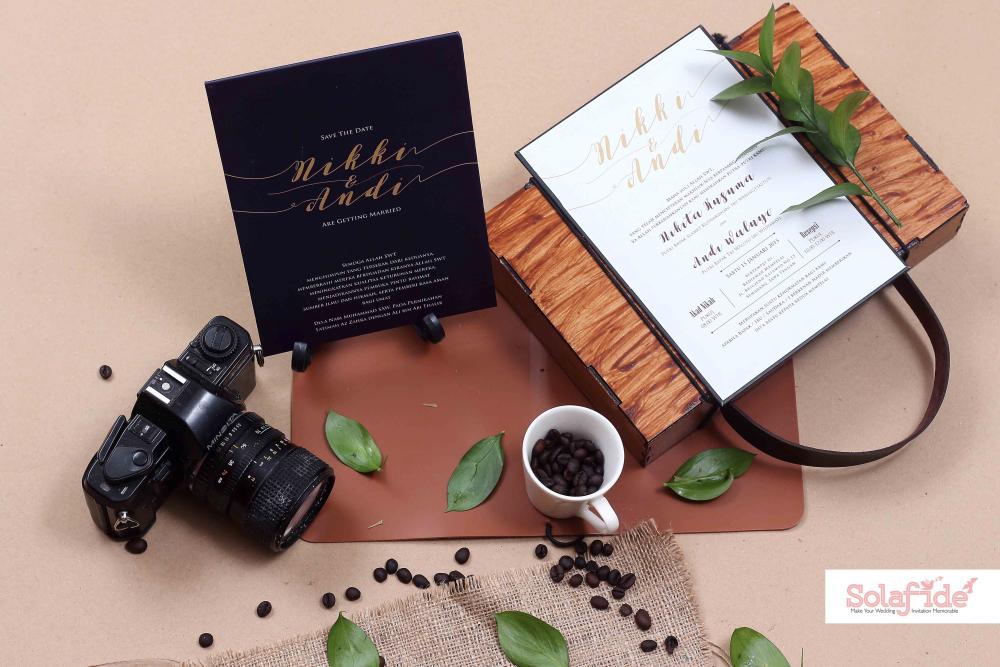 sola fide invitation undangan pernikahan