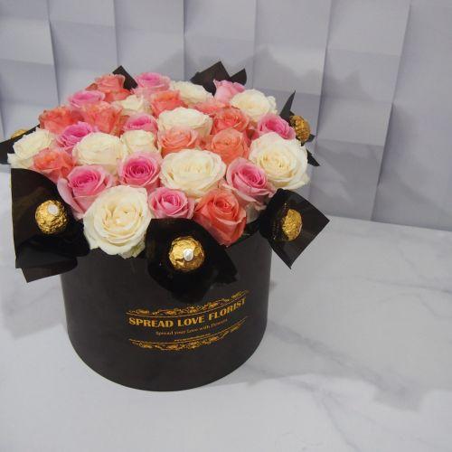 spread love florist bunga pernikahan