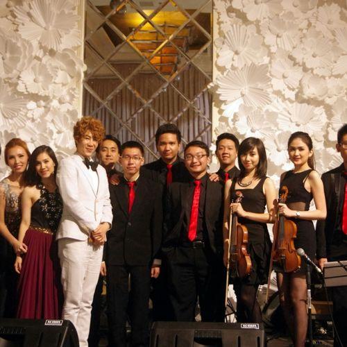 stairway music ensemble hiburan musik pernikahan