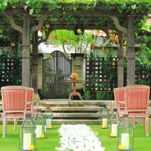 sudamala suites villas bali gedung pernikahan