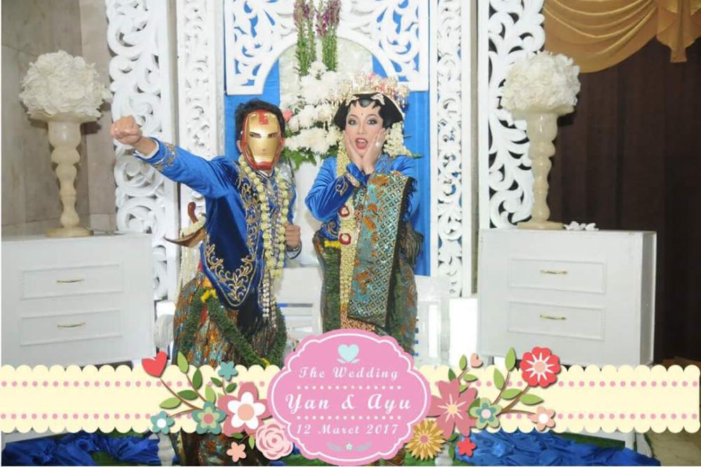sukamoto photobooth photo booth pernikahan